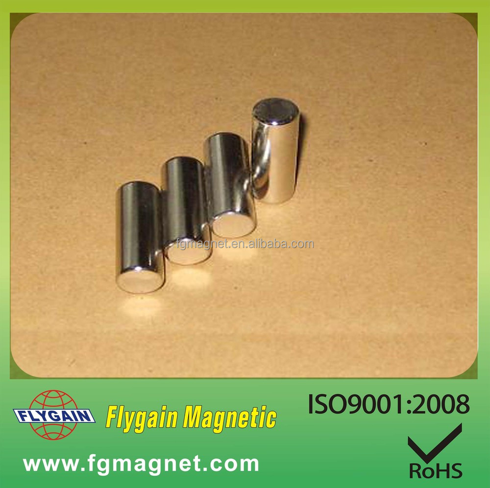 Diametrically magnetized cylinder neo magnet