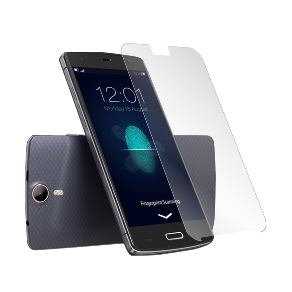 2.5D  9H For bluboo x6 Original Tempered Glass Screen Protector Protective Film Explosion Guard Film