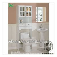 Best quality new design bathroom cabinet marble top