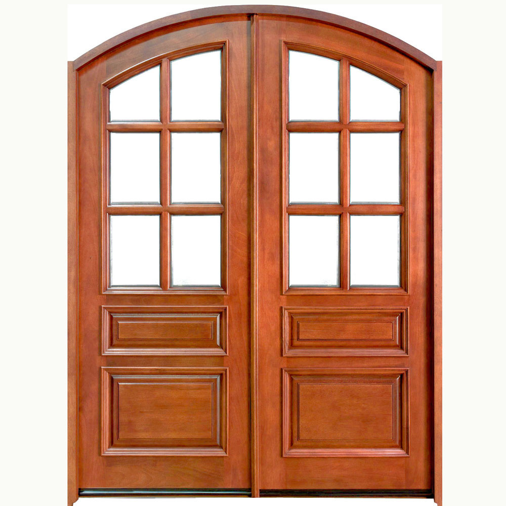 Home main gate modern exterior swing open main entrance for Wood window door design