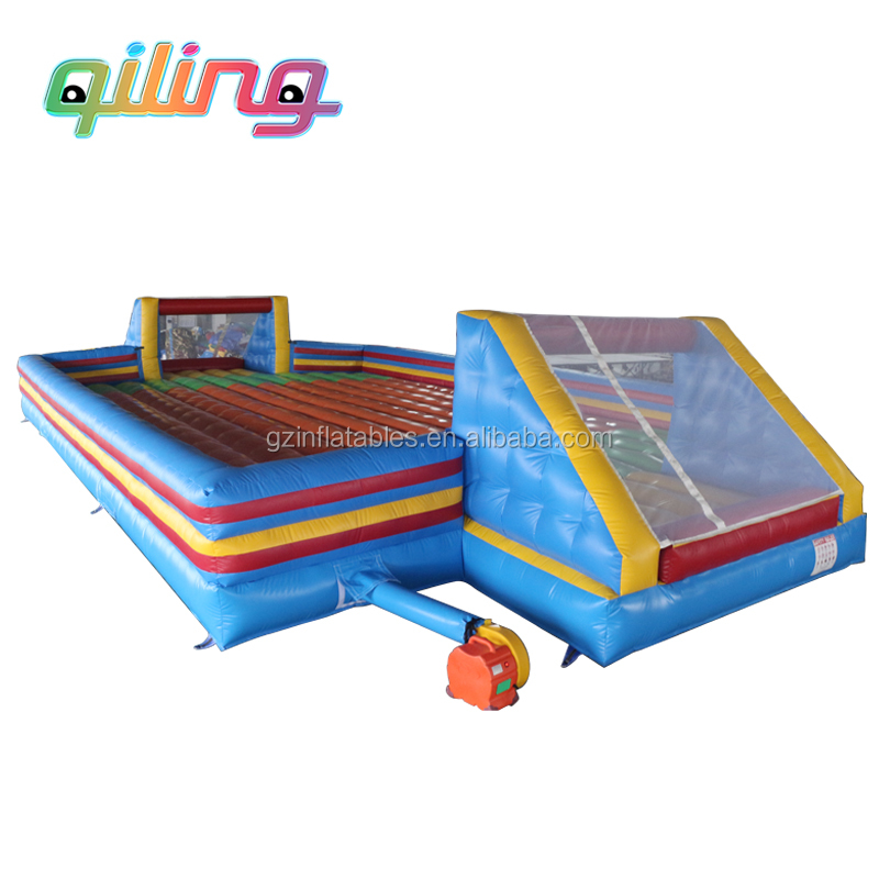 super selling pool soccer game football inflatable soap soccer/football field