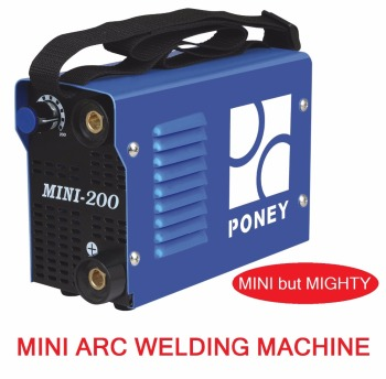 intelligent inverter IGBT mini welder arc welding machine