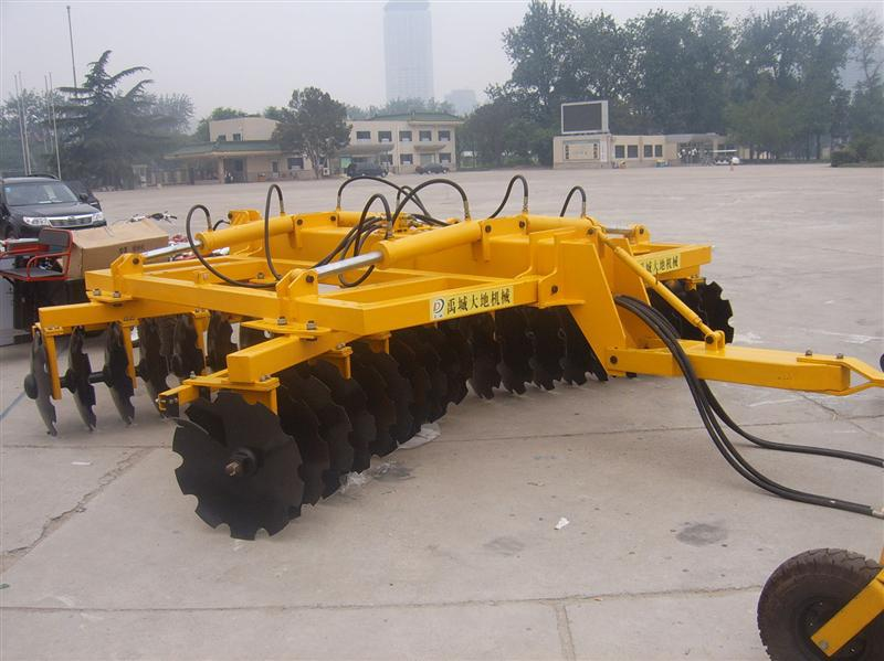 Harrow Agricultural Machines Manufactor Chinese Farm Equipment ...