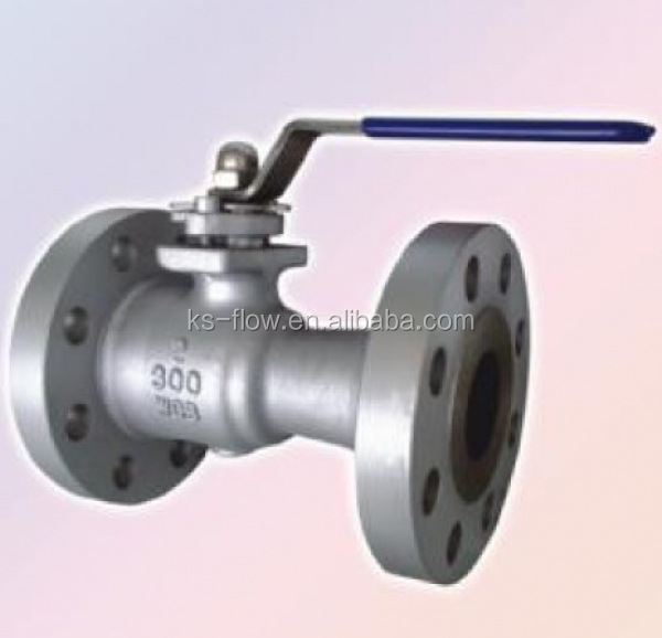 4 inch 1PC Body Cast Floating stainless steel Ball Valve cf8m 1000 wog