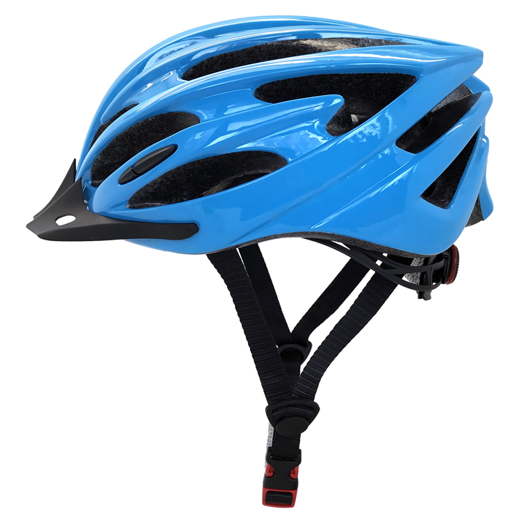 High Safety Sport Bike Helmet Quality Sport Pc In-mold Adult Bicycle Helmet
