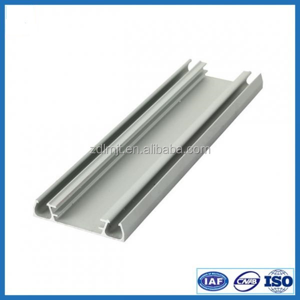 Solar frames and brackets Aluminium Extrusion Profiles