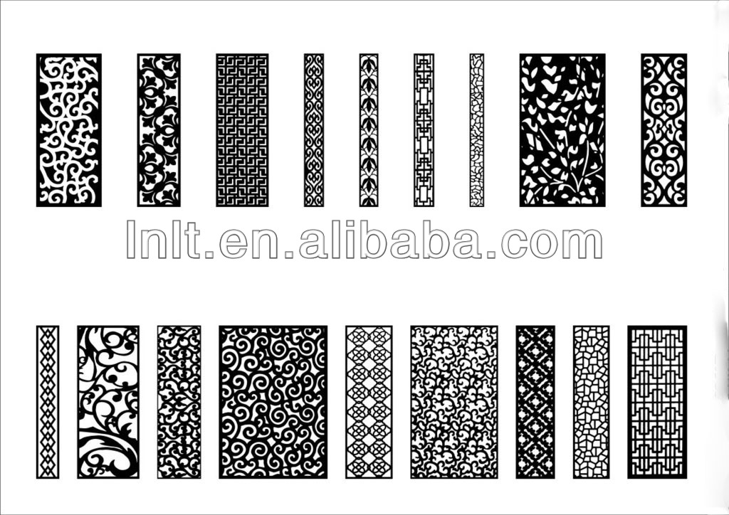 Partition Office Wall Panels Aluminum Material Decorative