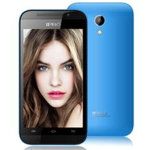 2015 Brand Ipro upgraded Original 3G Smartphone MTK6572 4.0 Inch celular phone Android 4.4 Unlocked Mobile Phone 512M 4GB ROM