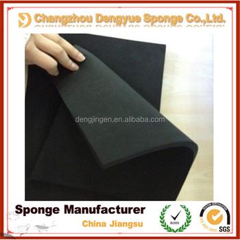 China Manufacture Self Adhesive Anti Aging Fireproof Neoprene Foam ...