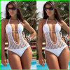 2016 european vocation women sexy swimwear mesh bikini