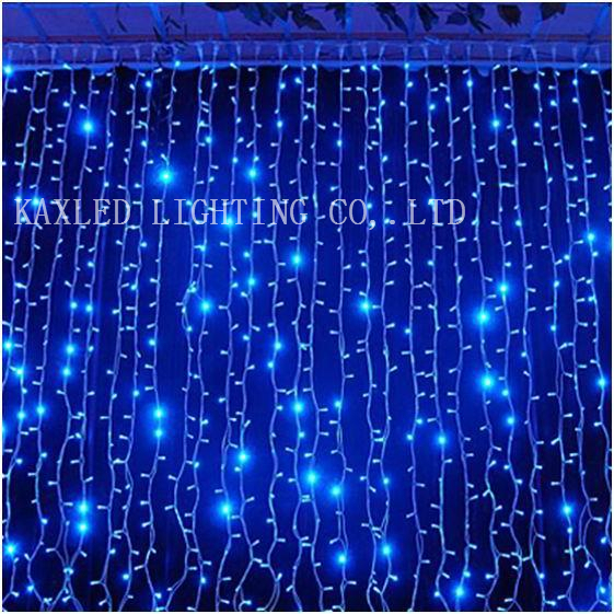 Led Curtain Lights For Indoor Or Outdoor Window Decoration Led ...