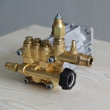 Hydraulic Axial Pump for Power Washer Equipment