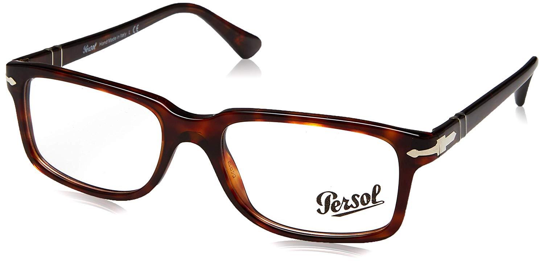 271580009545f Persol Men s PO3130V Eyeglasses Havana 54mm