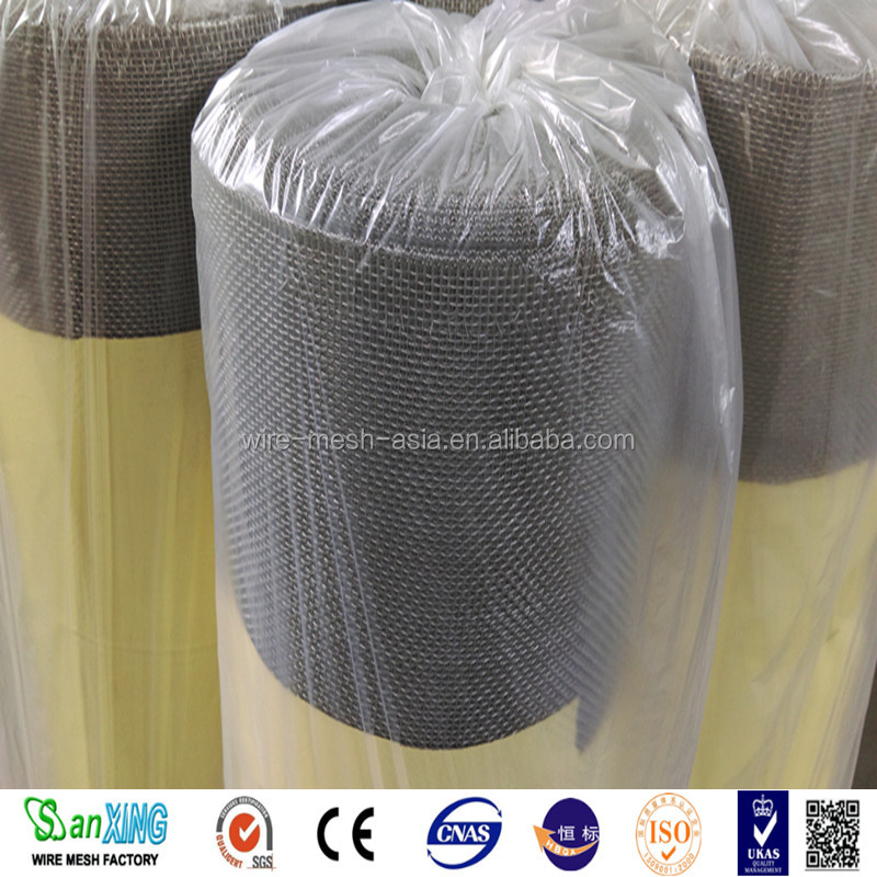 mosquito screen door/aluminum wire mesh/fiberglass mesh insect screen