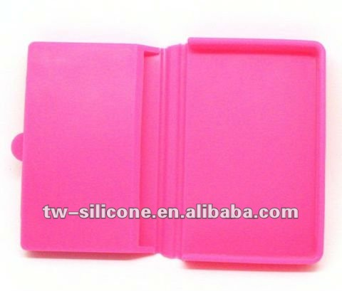 2012 promotional cheap silicone card case