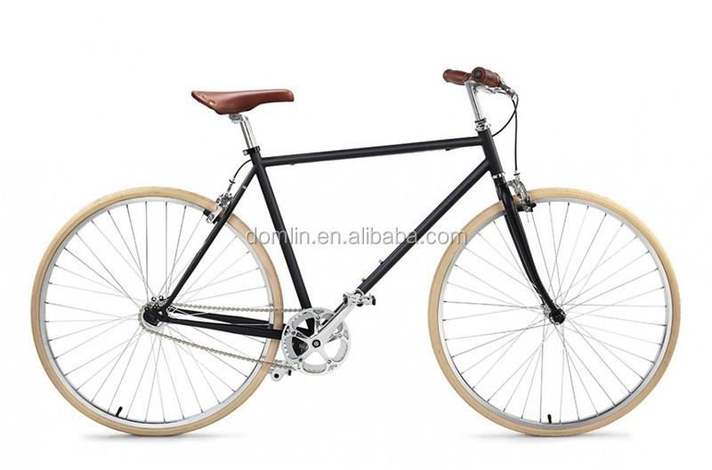retro stil mans fahrrad mit 700c sahne reifen festrad fahrrad fahrrad produkt id 60159466656. Black Bedroom Furniture Sets. Home Design Ideas