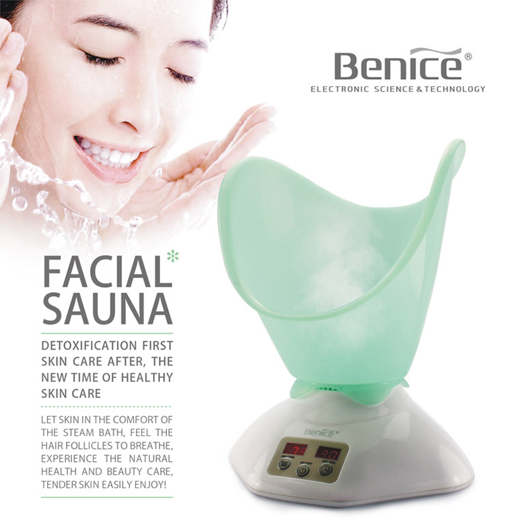 best price Home use cheap electric facial steamer canada face sauna steamers