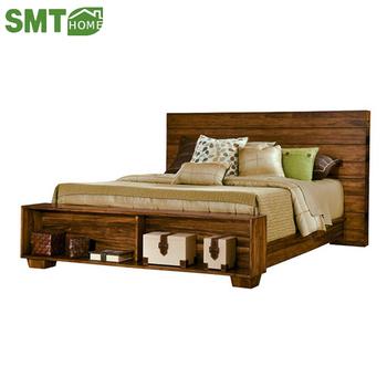 Merveilleux Modern Simple Design Wood Bed