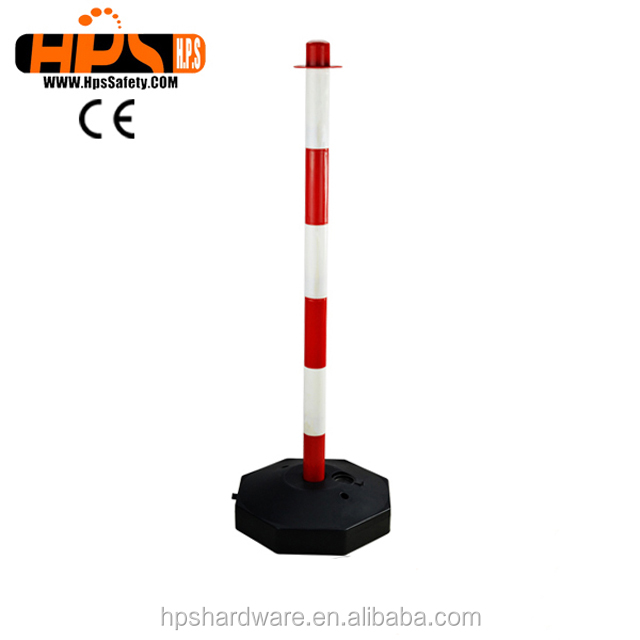 Modern design roadway traffic plastic concrete bollard from China supplier