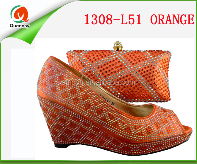 shoes bag and shoe design matching bags set 1308 italian ladies L512015 new and matching Rq6wFx6Sv