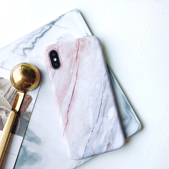 Hot Sale Soft TPU IMD Marble Mobile Phone Case For iphone X XR XS MAX