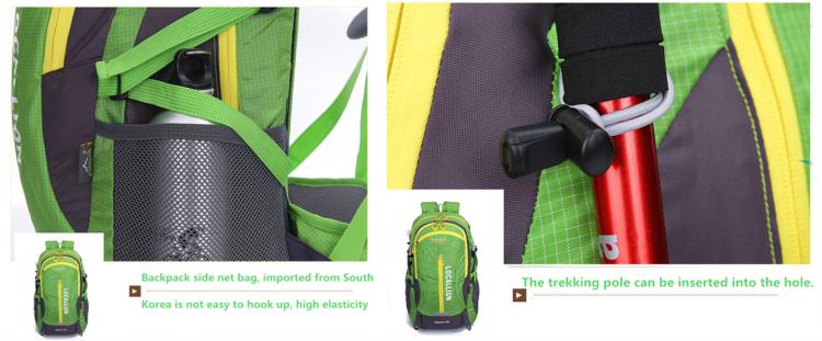낙타 가방 전술 가방 하이킹 배낭 프리미엄 배낭