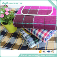China Supplier Wholesale Camping Outdoor Portable Travel Picnic Blankets Bulk