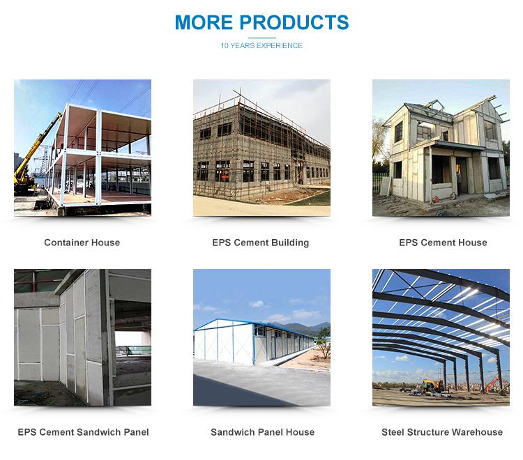 40 Ft Düz Paketi Nakliye Konteyneri İki Yatak Odalı Prefabrik Konteyner Evi