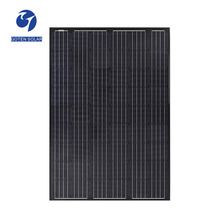 Superior Ce Approved Popular New Design Solar Panel Best Price Per Watt