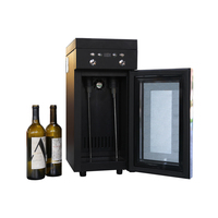 China High quality 2 bottles wine dispenser machine for home