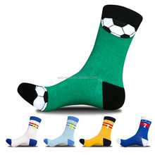 Low price men socks cotton sport soccer