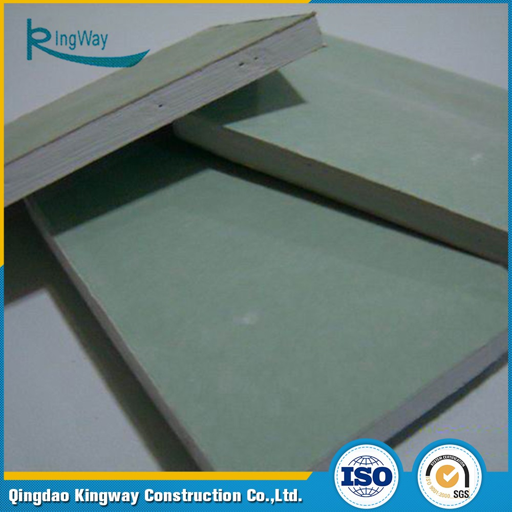 Gypsum Board Standard Size for Wall