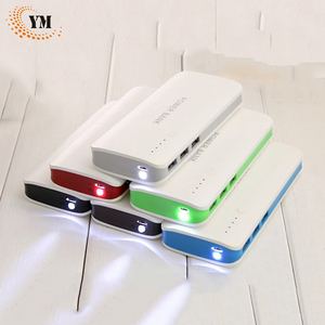 2018 Trending Hot Product of External Battery Power Bank 13000mAh