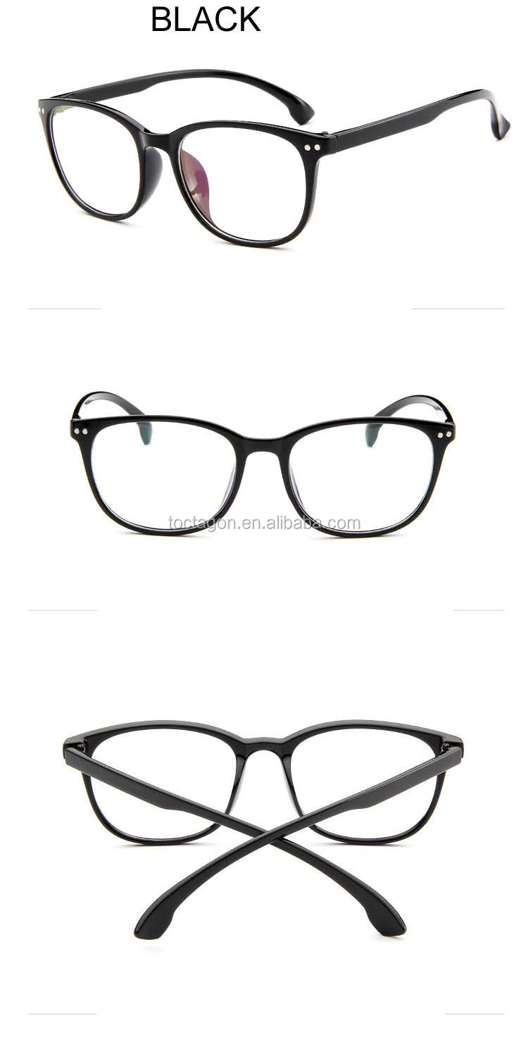 890402b581 2017 hot sale plastic optical frame wholesale price manufacture in China