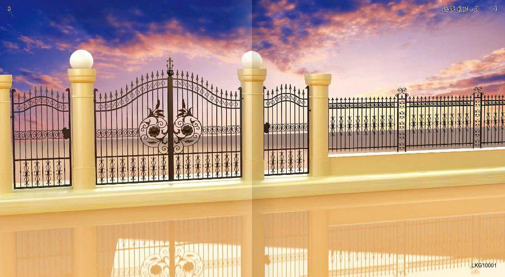 Luxury rome wrought iron gate design models buy