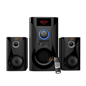 Professional Music Audio Karaoke Home Theater 2.1 Speaker Bluetooth Surround Sound System