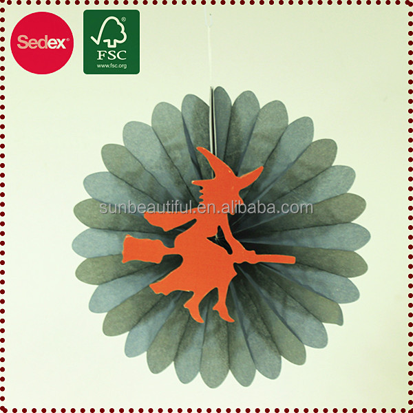 2017 New Arrival tissue fans party decorations, wedding accents or dance decorations