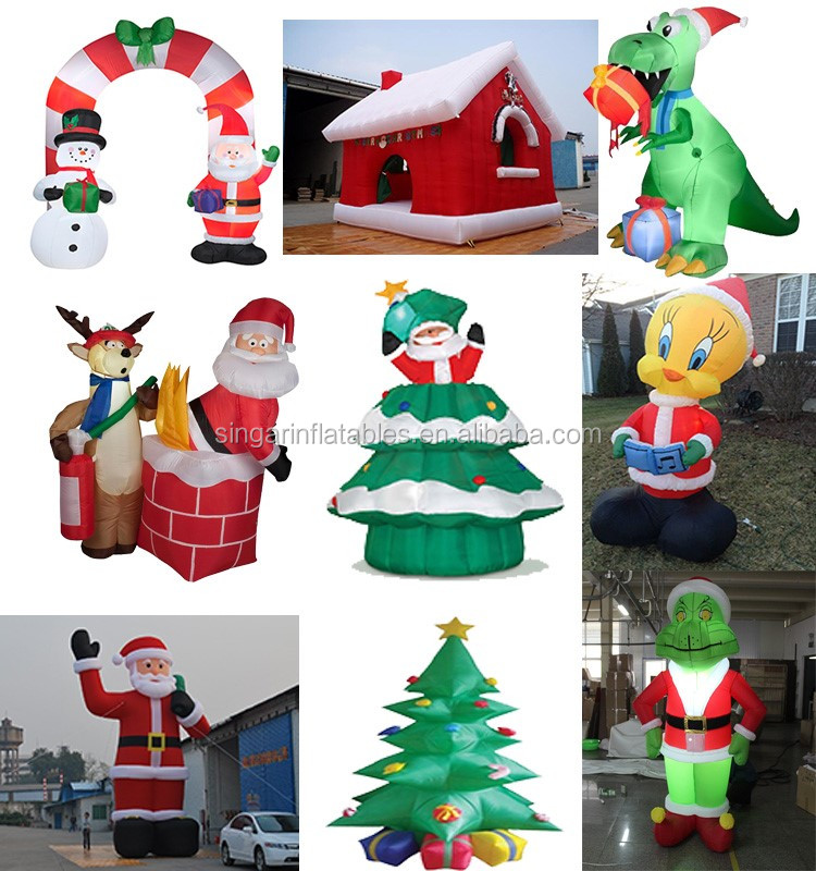 Giant inflatable snowman christmas inflatables animated for Animated snowman decoration