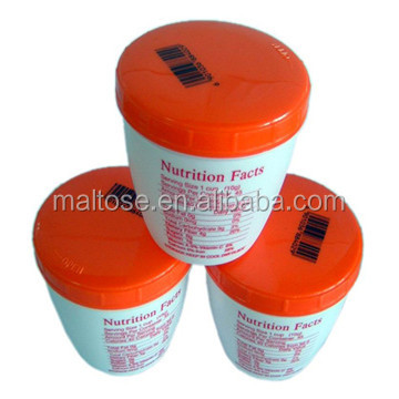 2019 high quality maltose syrup pack in 500g plastic bowl