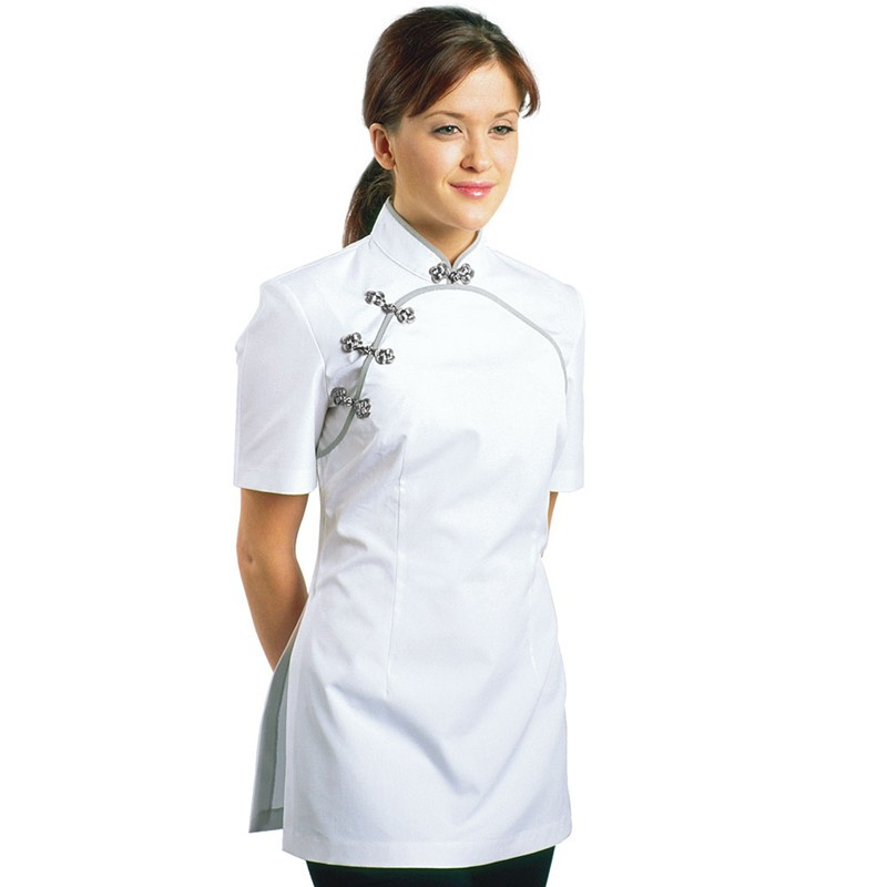 2016 thai spa uniform tops for women buy spa uniform for Spa uniform female