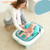 New baby products floating pillow body support baby bath tub pad