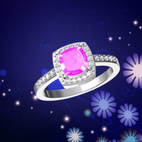 Factory wholesale ring in stock 925 sterling silver with factory price