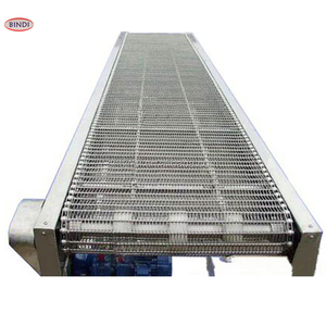 Cheap Metal Wire Stainless Steel Mesh Conveyor Belt