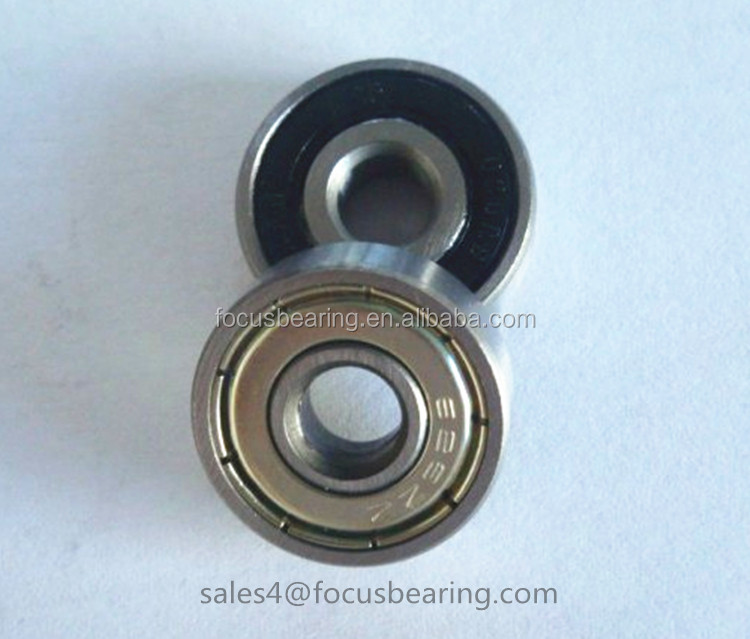 High precision NSK deep groove ball bearing 6001 for micro motor