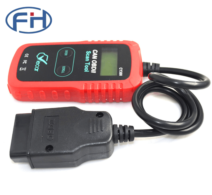 B2600i Retrieving Check Engine Light Cel Codes: Cy300 Scan Diagnostic Tool Scanner,Launch Diagnostic Scan