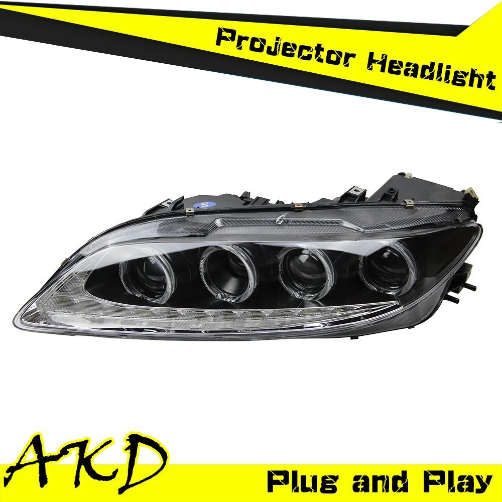 bi xenon projector headlight for mazda 6, bi xenon projector