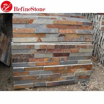 Natural Flexible Stone Veneer Siding Decorative Exterior Stone Wall View Slate Thin Stone Veneer Refinestone Product Details From Xiamen Refine