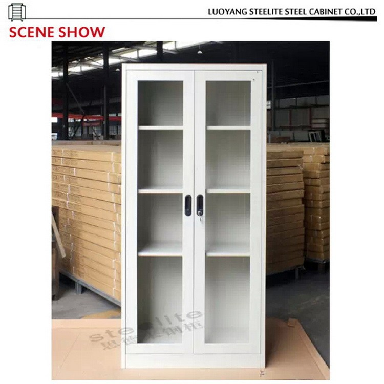 Glass Door Display Cabinet With Adjustable Shelves, Glass Door Display  Cabinet With Adjustable Shelves Suppliers And Manufacturers At Alibaba.com
