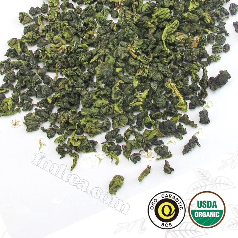 EU standard customized jasmine oolong milk tea health tea for slimming tea lovers - 4uTea | 4uTea.com