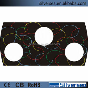 2014 New High Quality 4 burner electric cooktop and hob Manufactory